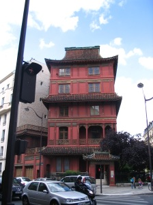 C.T. Cie & Loo Chinese art emporium, 8th arrondissement