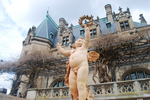 Biltmore Estate in Asheville, NC.